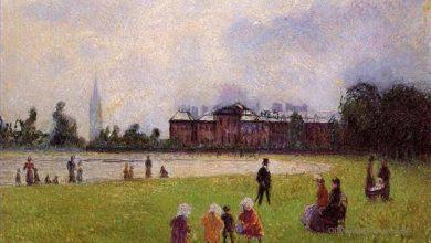 Camille Pissarro Works
