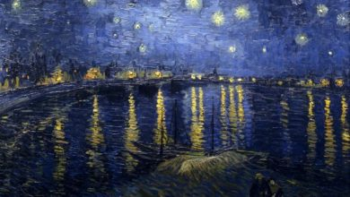 Vincent van Gogh famous paintings list