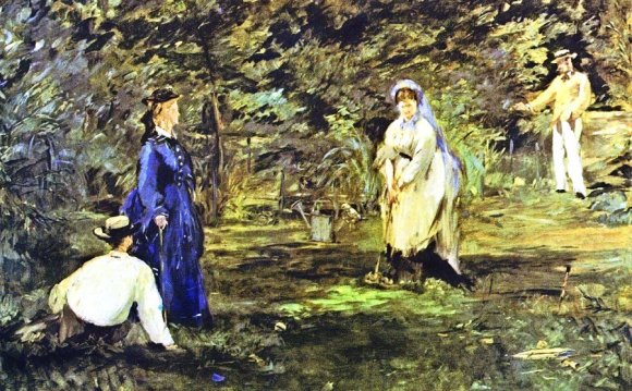 Manet the Artists